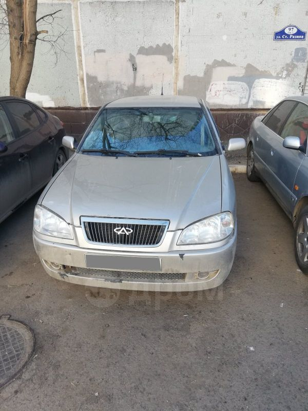 Chery Amulet A15, 2008 год, 110 000 руб.