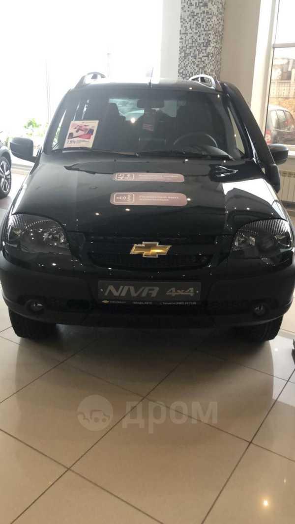 Chevrolet Niva, 2019 год, 636 300 руб.