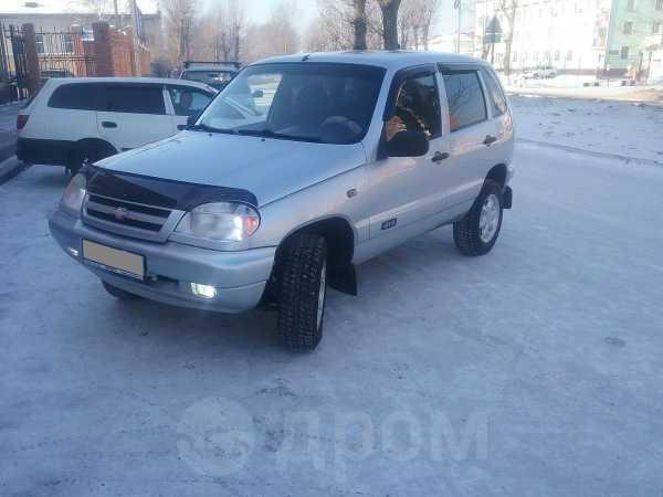 Chevrolet Niva, 2006 год, 297 000 руб.