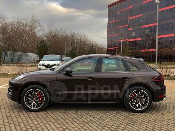 Porsche Macan, 2014 год, 2 900 000 руб.