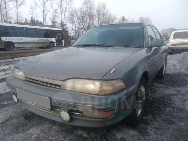 Toyota Carina, 1990 год, 58 000 руб.