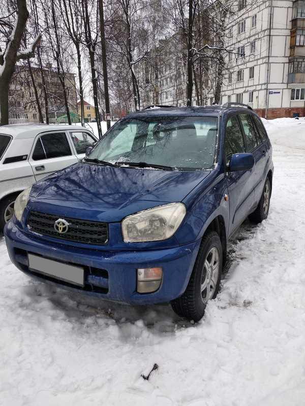 Toyota RAV4, 2001 год, 455 000 руб.