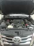 Toyota Fortuner, 2017 год, 2 350 000 руб.
