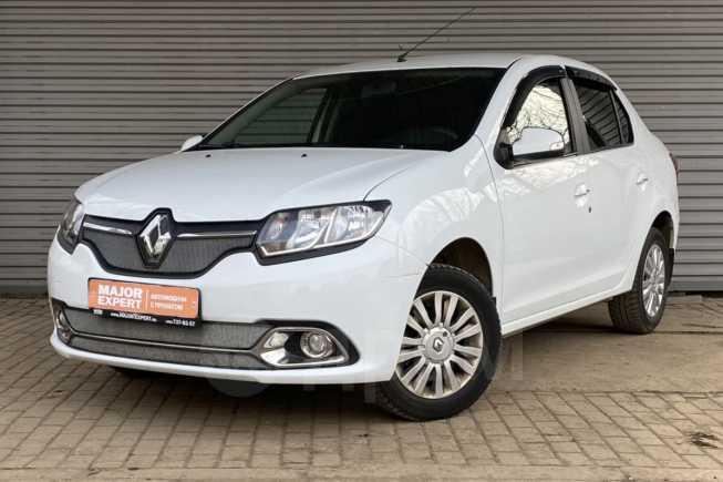 Renault Logan, 2017 год, 475 000 руб.