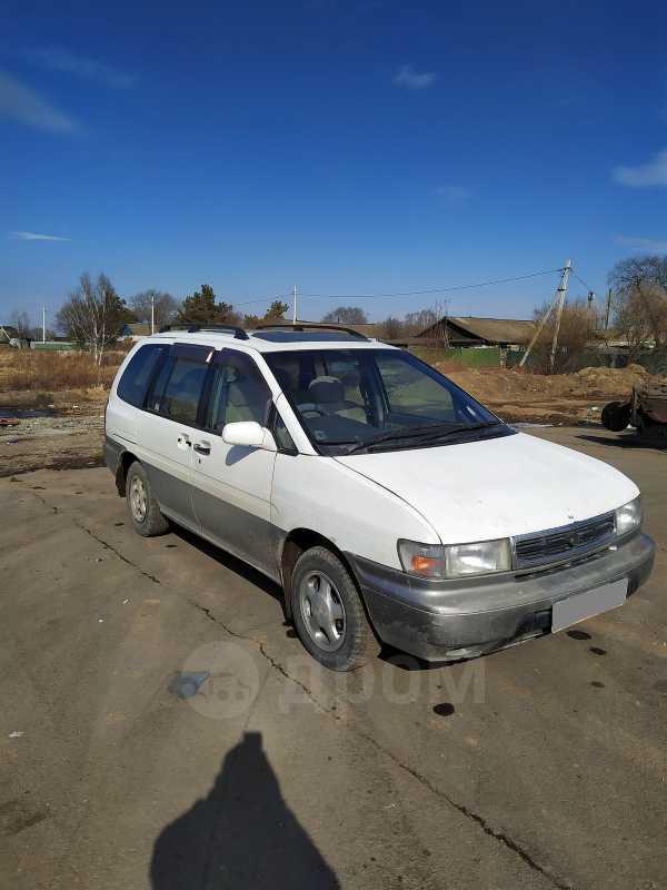 Nissan Prairie Joy, 1998 год, 150 000 руб.