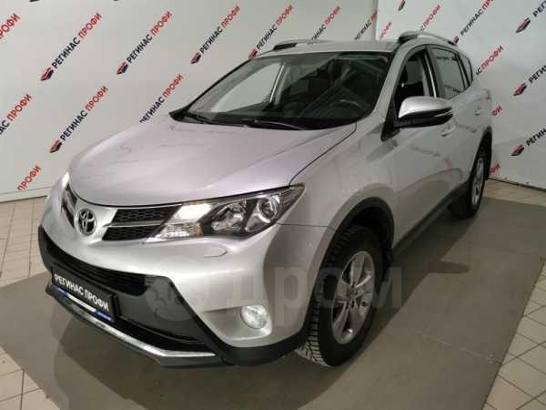 Toyota RAV4, 2015 год, 1 377 000 руб.