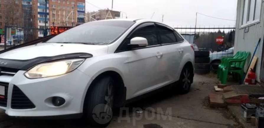 Ford Focus, 2013 год, 370 000 руб.