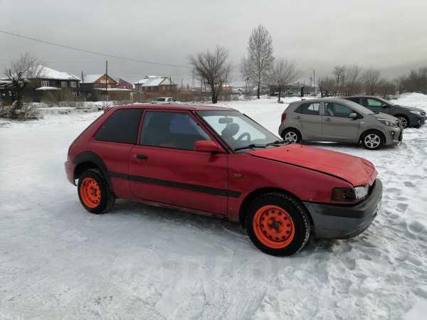 Mazda 323, 1993 год, 60 000 руб.