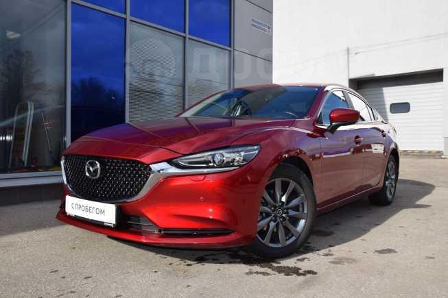 Mazda Mazda6, 2018 год, 1 499 750 руб.