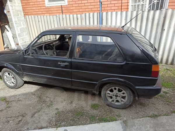 Volkswagen Golf, 1989 год, 80 000 руб.