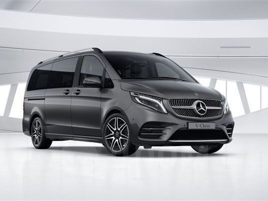 Mercedes-Benz V-Class, 2019 год, 5 747 086 руб.