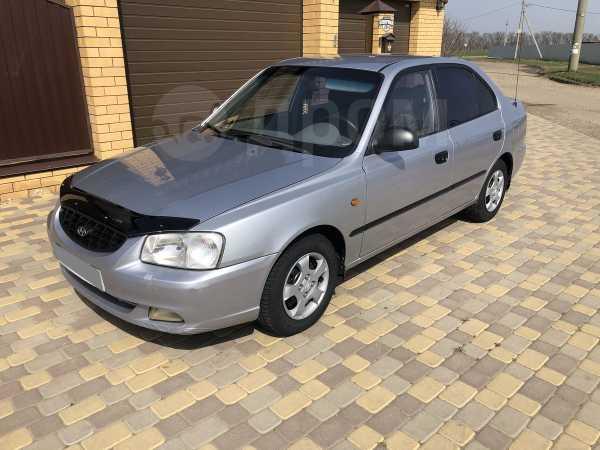 Hyundai Accent, 2007 год, 247 000 руб.