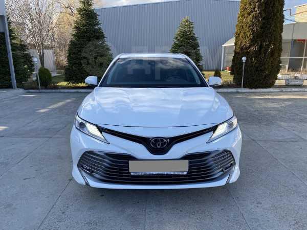 Toyota Camry, 2018 год, 1 750 000 руб.