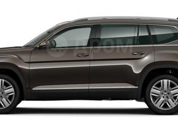 Volkswagen Teramont, 2019 год, 3 805 000 руб.