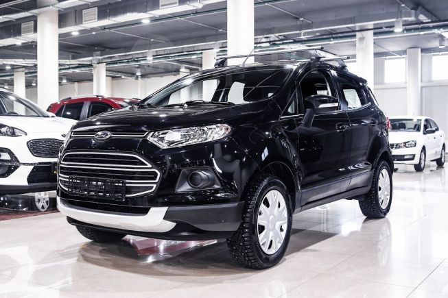 Ford EcoSport, 2016 год, 770 001 руб.