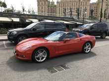 Москва Corvette 2005