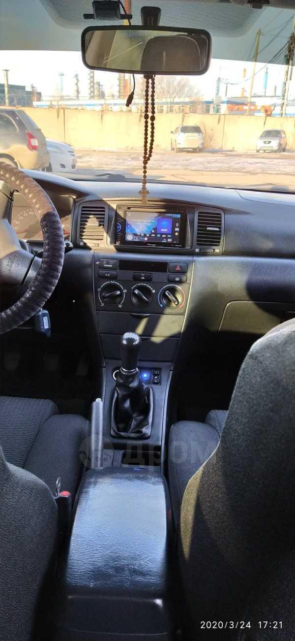 Toyota Corolla, 2006 год, 390 000 руб.