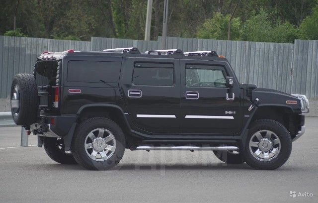 Hummer H2, 2008 год, 3 300 000 руб.