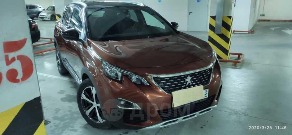 Peugeot 3008, 2018 год, 1 750 000 руб.