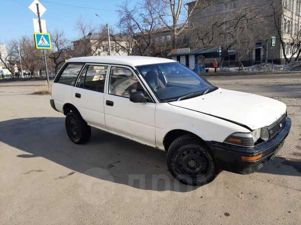 Toyota Corolla, 1988 год, 46 000 руб.