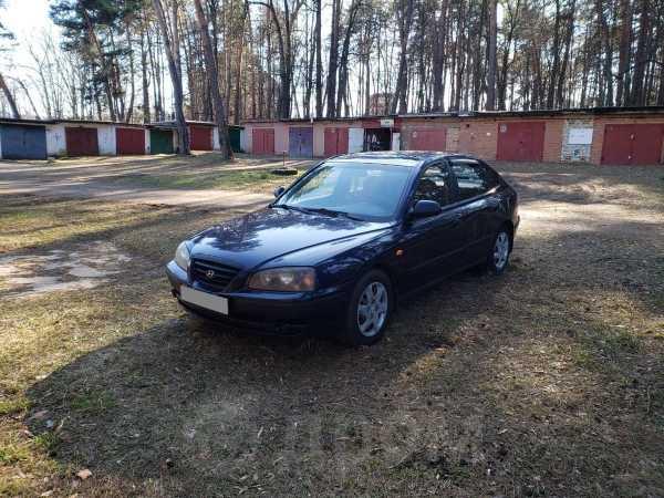 Hyundai Elantra, 2004 год, 185 000 руб.