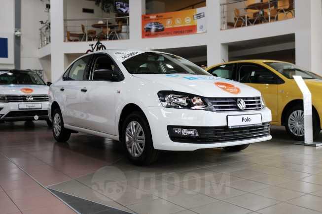 Volkswagen Polo, 2018 год, 710 890 руб.