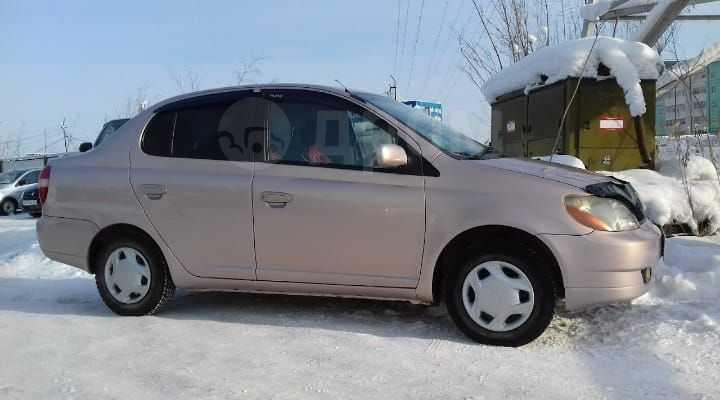 Toyota Platz, 2002 год, 299 000 руб.