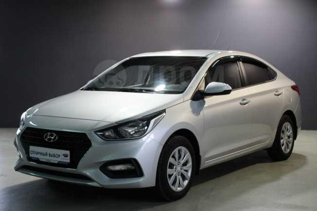 Hyundai Solaris, 2018 год, 731 000 руб.