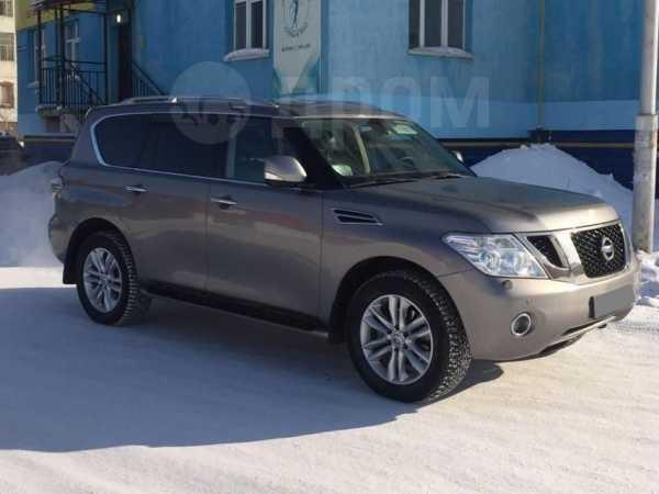 Nissan Patrol, 2010 год, 1 350 000 руб.