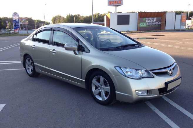 Honda Civic, 2008 год, 357 000 руб.