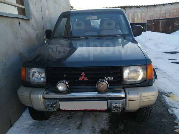Mitsubishi Montero, 1994 год, 300 000 руб.