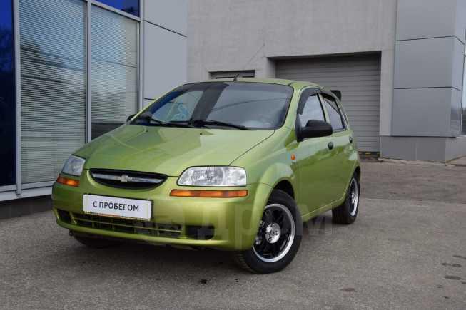 Chevrolet Aveo, 2004 год, 177 750 руб.