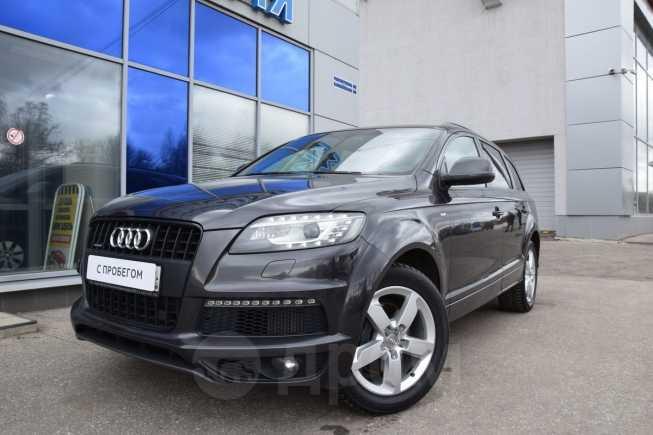 Audi Q7, 2011 год, 1 297 750 руб.