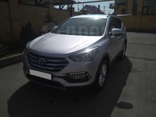 Hyundai Santa Fe, 2017 год, 1 720 000 руб.