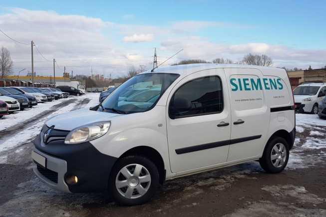 Renault Kangoo, 2014 год, 499 000 руб.