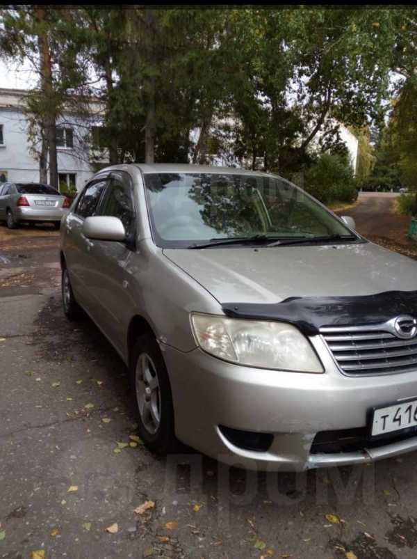 Toyota Corolla, 2004 год, 350 000 руб.