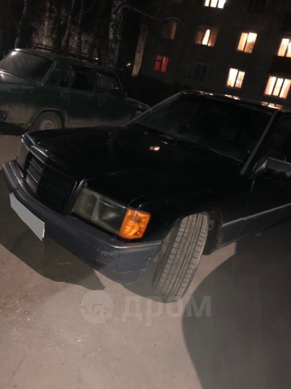 Mercedes-Benz 190, 1992 год, 56 000 руб.