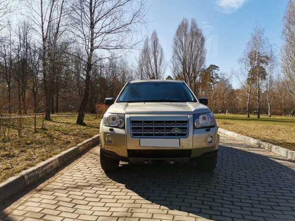 Land Rover Freelander, 2008 год, 499 000 руб.