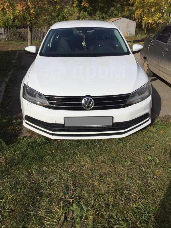 Volkswagen Jetta, 2016 год, 800 000 руб.