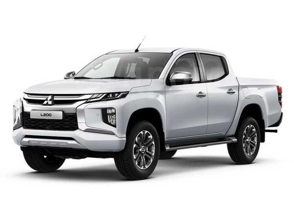 Mitsubishi L200, 2020 год, 2 649 000 руб.