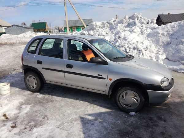 Opel Vita, 1997 год, 120 000 руб.