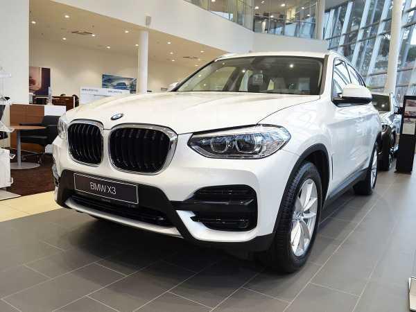 BMW X3, 2020 год, 3 694 000 руб.