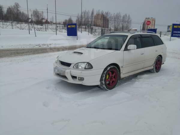 Toyota Caldina, 1997 год, 380 000 руб.
