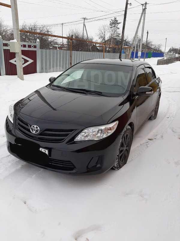 Toyota Corolla, 2012 год, 520 000 руб.