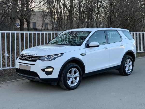 Land Rover Discovery Sport, 2018 год, 2 200 000 руб.