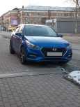 Hyundai Solaris, 2017 год, 695 000 руб.
