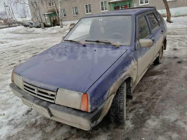 Лада 2109, 1997 год, 15 000 руб.