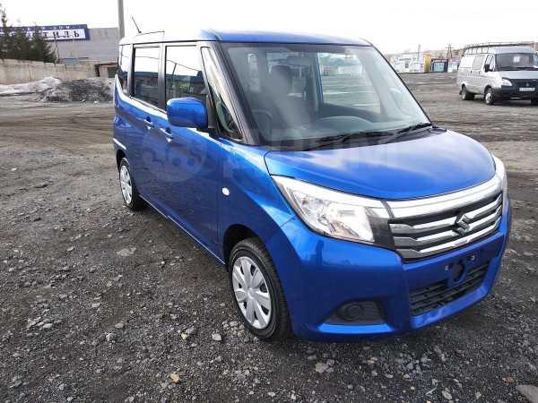 Suzuki Solio, 2015 год, 595 000 руб.