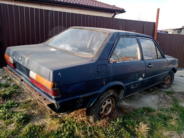 Audi 80, 1983 год, 100 000 руб.