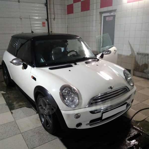 Mini Hatch, 2005 год, 450 000 руб.